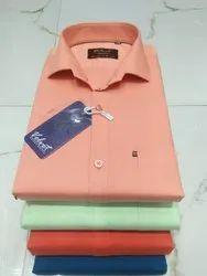 Cotton Casual Mens Shirt