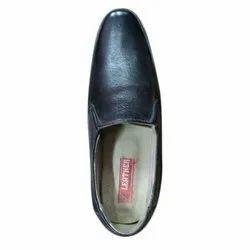 Black Mens PVC Formal Shoes, Size: 6 - 10 Uk