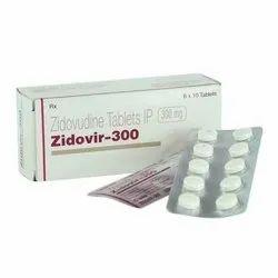 Zidovudine 300 Tablets