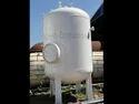 Horizontal Gas Storage Pressure Tank, 200-250 Psi