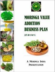 Moringa Value Addition Business Plan 20 ha