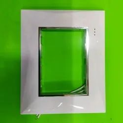 Polycarbonate Rectangular Cona Crystal Switch Plate 3 Model