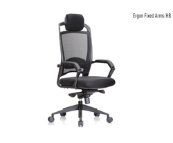 Ergon Fixed Arms HB Chair