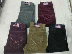 Kids Jeans Plain Cotrise Pants