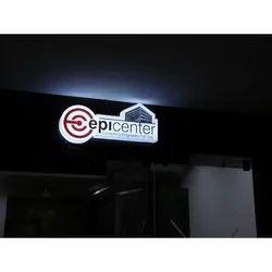 Acrylic LED Sign Board