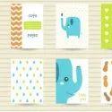 Children Scrap Book Paper