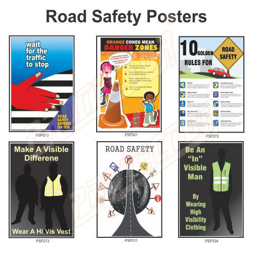 Road Safety Poster