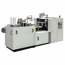 Paper Cup Making Machine, Size: 200-300 mL