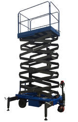 Hydraulic Material Handling Lift
