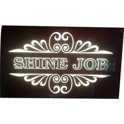 LED Sign Board - LED Glow Sign Board Latest Price