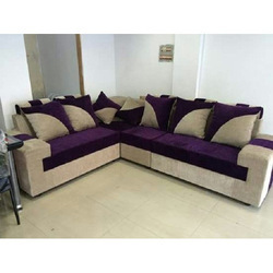 Wood Designer Corner Sofa Set, Rs 16500 /set, New Royal Furniture ...