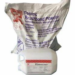 Fosroc Brushbond Waterproofing Membrane Materials