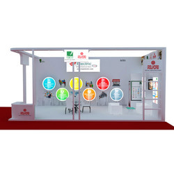 Stall Designing Service