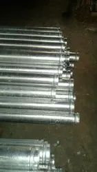 Grooved Steel Pipes