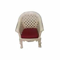 Modern Plastic Sofa Chair, for Home