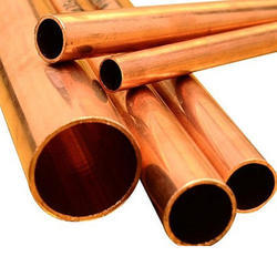 Round Copper Nickel Pipes