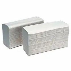 Mystair White M Fold Tissue Paper