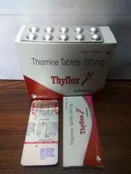 Thiamine 100 Mg Tablets(Thyflox 100)