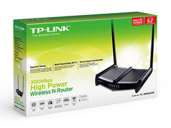 High Power Wireless Router