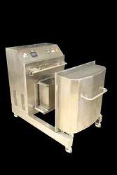 Semi Automatic Powder Vacuum Packing Machine