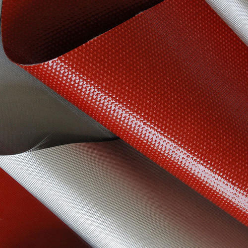 Silicon Coated Fiberglass Fabrics
