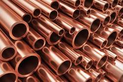 Copper Tubes, Size: 3''''-10''''