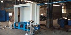 AMAN INDUSTRIES Aluminium Powder spray booth, Automation Grade: Automatic