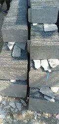 Random Black Slate Stone, Tiles, Thickness: Recommendation