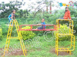 Play School A B Climber