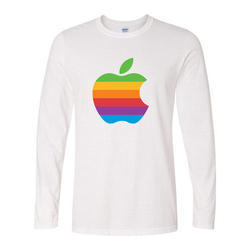 Mens Full Sleeve Printed T Shirt