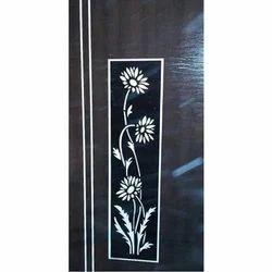 Printed Wooden Door