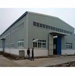 Panel Build Steel Factory Building