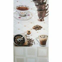 Ceramic Designer Kitchen Tiles, Size: 12 X 18 Inch