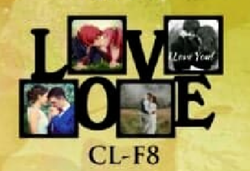 Personalized Love Photo Collage
