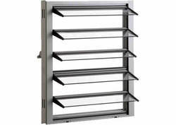 UPVC Louver Window