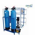 Oxy Flow Borewell Water 250 Lph Ro System, Automation Grade: Automatic, Vertical