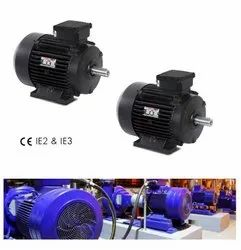 IE2 & IE3 Energy Efficient 3 Phase LV Induction Motors