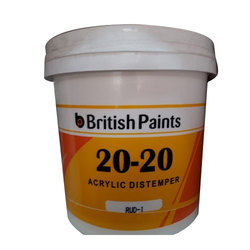 Acrylic Distemper Paint