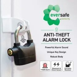 Siren Home Anti-Theft Alarm Lock - Eversafe by Seniority for Security