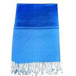 Plain Silk Scarves