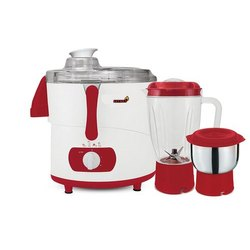 Red and White Keuken Juicer Mixer Grinder, 780 W, for Home