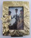 Metal Golden Beautiful Photo Frame, For Decoration, Size: 4x6