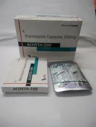 Itroconazole 200 mg Capsules