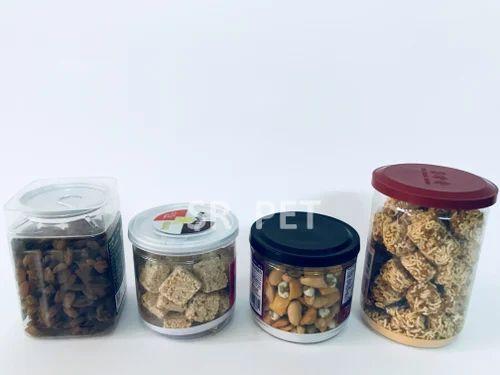 Dry Fruit Jars - 300 gm Round Jar Manufacturer from New Delhi