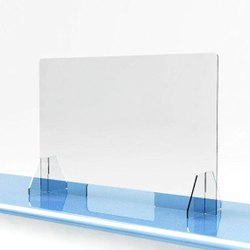 Acrylic Canteen Partition