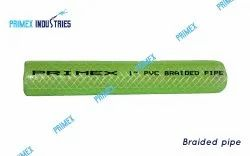 Transparent Braided Hose Pipe