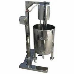 Sanitizer Mixing Machine