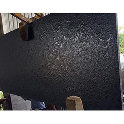 Lapotra Finish Steel Grey Granite Slab