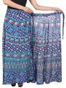 New Stylish Rayon Wrap Skirt