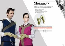 Uniray Lead Free Radiation Protection Gloves (Disposable)
